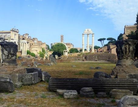 8A-Rome (60-forum-romain)